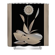 Fantasy Flower 11 Shower Curtain