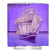 Fantasy Shade Shower Curtain