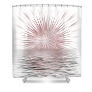 Fantasy Sun Shower Curtain