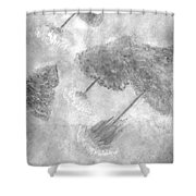 Fantasy Trees Shower Curtain
