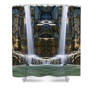 Fantasy V Shower Curtain