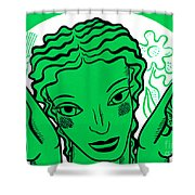 Fap Banner 941 Shower Curtain