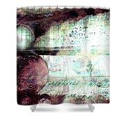 Far Dreaming Shower Curtain by Linda Sannuti