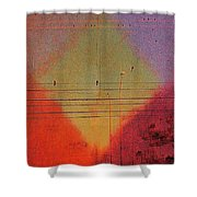 Far West Blvd. Shower Curtain