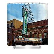 Fargo Theater Shower Curtain