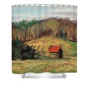 Farm Country Shower Curtain