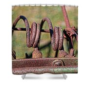 Farm Equipment 7 Shower Curtain