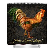 Farm Fresh-jp2789 Shower Curtain