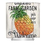 Farm Garden 1 Shower Curtain