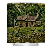 Farm House Shower Curtain