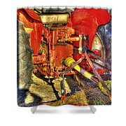 Farm Junk No4 Shower Curtain