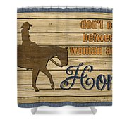 Farm Life-jp3227 Shower Curtain