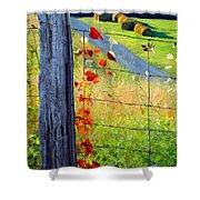 Farm Life Shower Curtain