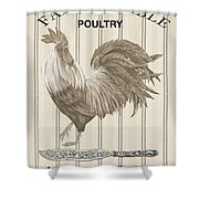 Farm To Table-jp2110 Shower Curtain