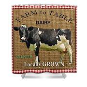 Farm To Table-jp2389 Shower Curtain