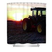 Farmers Delight Shower Curtain