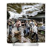 Farmer's Market 3 Shower Curtain