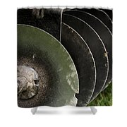 Farming Quite Time Shower Curtain