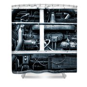Farming You Need To Be A Jack Of All Trades Bw Shower Curtain