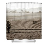 Farmland In Lancaster Pa Shower Curtain