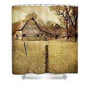 Farmscape Shower Curtain