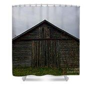 Farrowing House Shower Curtain