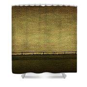 Farscape Shower Curtain