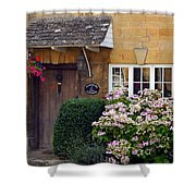 Farthing Cottage Shower Curtain