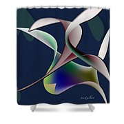 Fascination 2 Shower Curtain