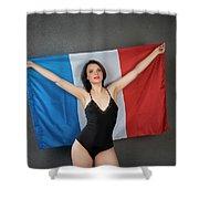 Fashion # 115 Shower Curtain