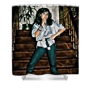 Fashion And Style Shower Curtain