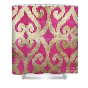 Fashion Boho Shower Curtain
