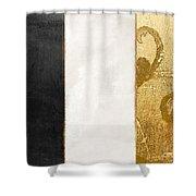 Fashion France Flag Shower Curtain