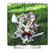Fashion Photography Shower Curtain