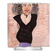 Fashion Style Seven Shower Curtain