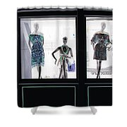 Fashionistas Shower Curtain