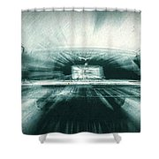 Fast 57' Shower Curtain