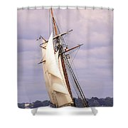 Fast Approach Shower Curtain
