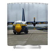 Fat Albert Head On Shower Curtain