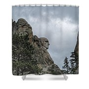 Father Of The Country Shower Curtain