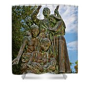 Father Pedro Camps Shower Curtain
