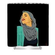 Fatima Shower Curtain