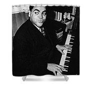 Fats Waller, American Composer Shower Curtain