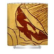 Favour - Tile Shower Curtain