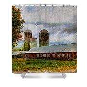 Fay Farm Shower Curtain