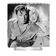 Fay Wray King Kong 1933 Shower Curtain