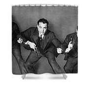 Fbi Agent, 1945 Shower Curtain
