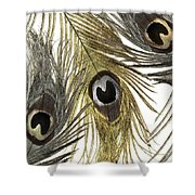Feather Fashion Shower Curtain