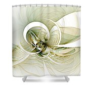 Feather Your Nest Shower Curtain