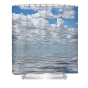 Featherly Shower Curtain